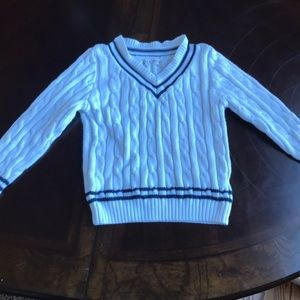 Other - Boys V-neck sweater